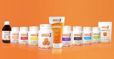 Anaca3 gamme