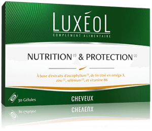 luxeol nutrition et protection