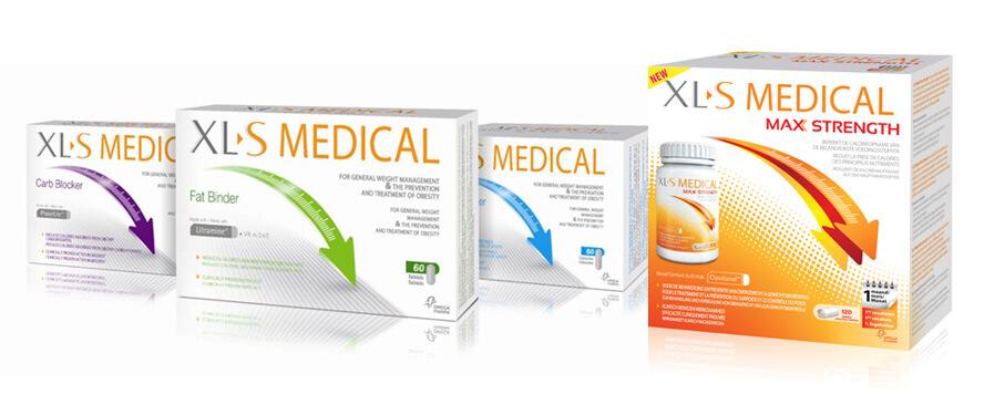 XLS Medical Max Strength/Extra Fort 60 Sticks