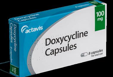 Doxycycline-8Capsules-100m
