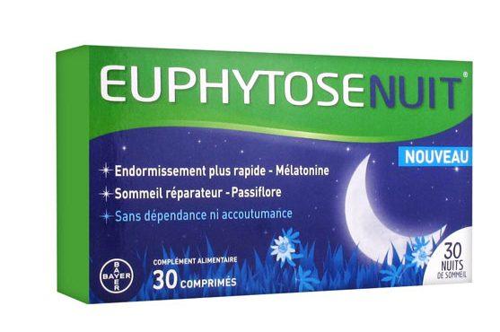 acheter euphytose nuit