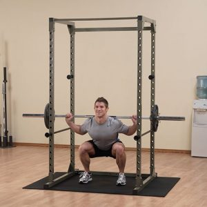 Avis rack à squat BestFitness
