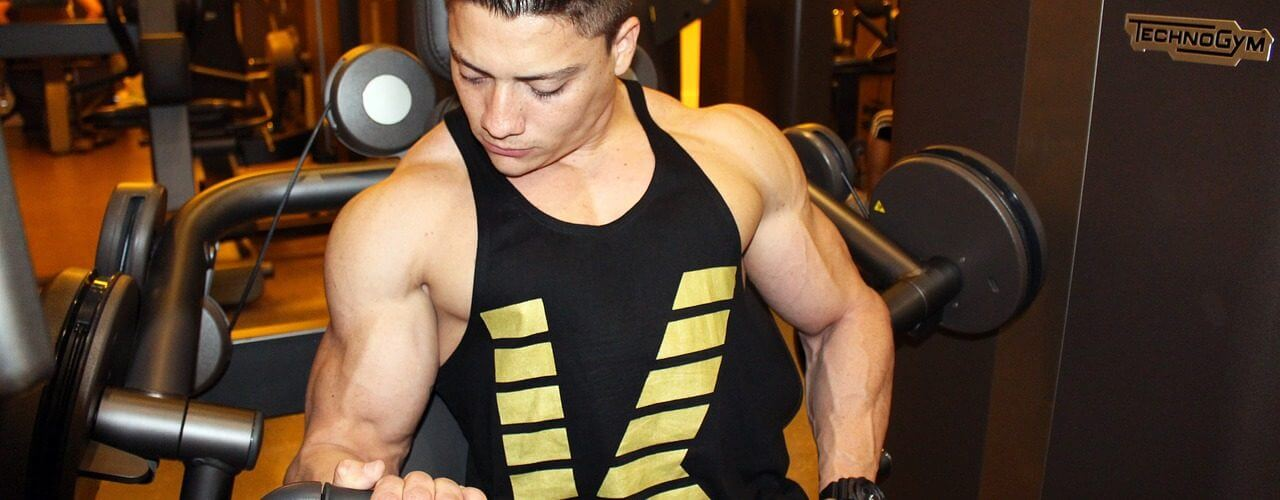 musculation triceps