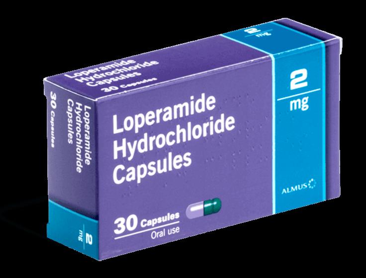 Acheter du Lopéramide : Posologie et consultation en ligne
