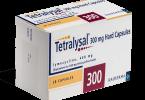 Tetralysal Capsules 300mg
