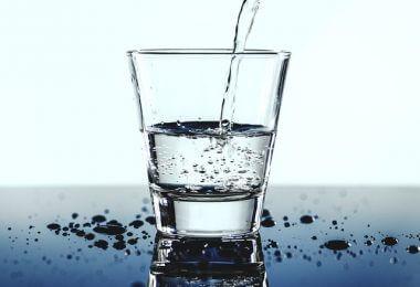 consommer de l'eau distillée