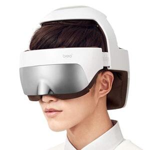 Le masseur de tête iDream5 de la marque Breo
