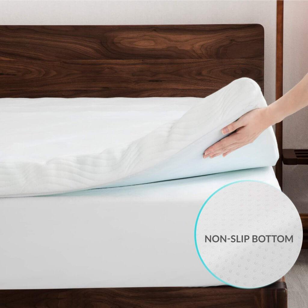 sur matelas de lit bedsure