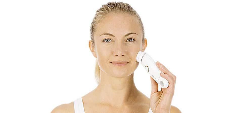 meilleure brosse nettoyante visage