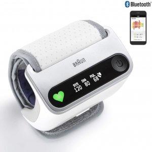 tensiomètre iCheck 7 BPW4500WE de Braun