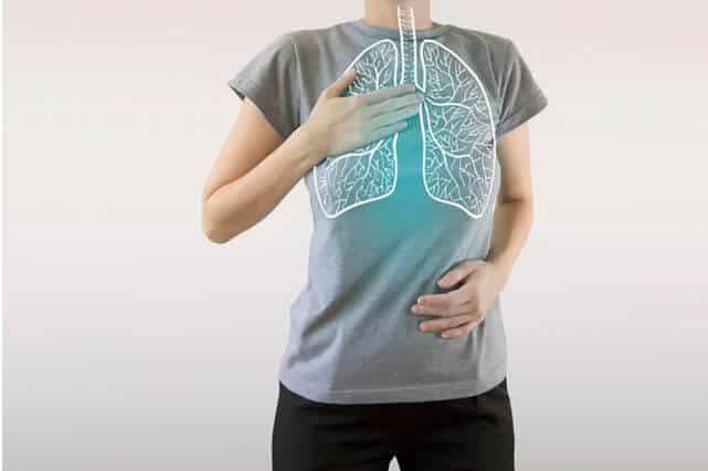 Diaphragme bloqué